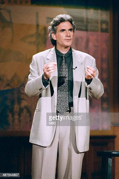 Comedian Jack Gallagher performs on June 27 1995