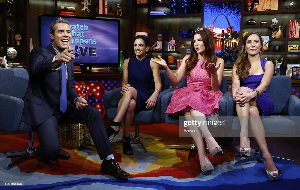 Watch What Happens Live - Season 7 : News Photo