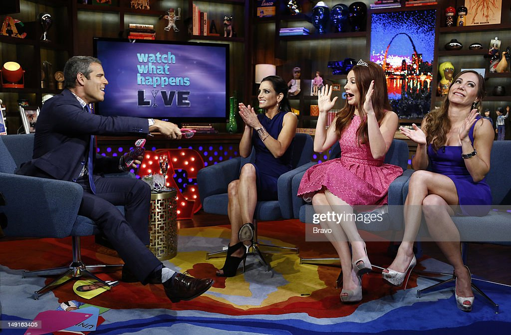 Watch What Happens Live - Season 7 : News Photo
