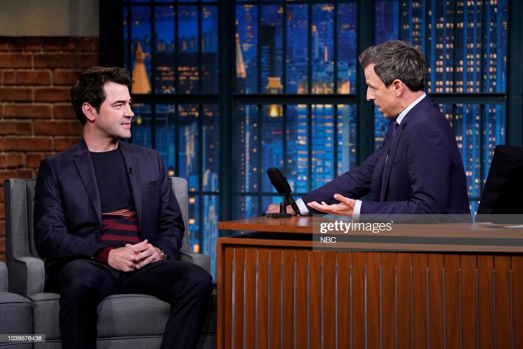 "NBC'S ""Late Night With Seth Meyers"" - Season 6"