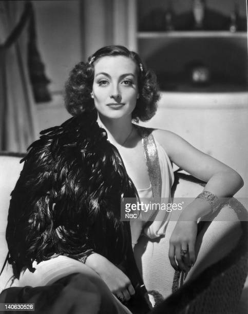 Actress Joan Crawford in 1936 Photo by NBCU Photo Bank