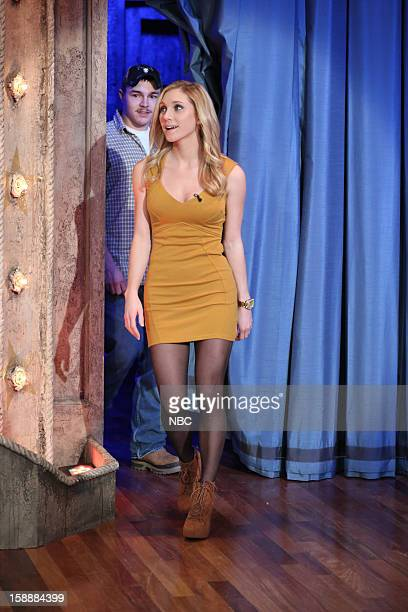 Episode 757 -- Pictured: Shain Gandee arrives with Shae Bradley on January 2, 2013 --