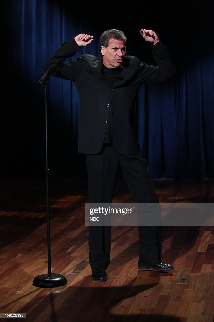 Comedian Bobby Collins on January 14, 2013 --