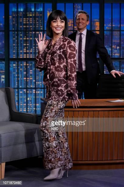Actress Vanessa Hudgens arrives on December 11 2018
