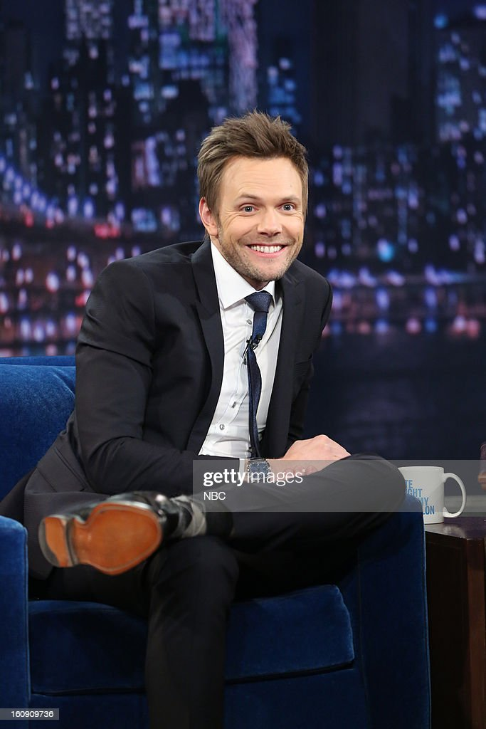 "NBC's ""Late Night with Jimmy Fallon"" With Guests Joel McHale, Al Roker, The Pond"