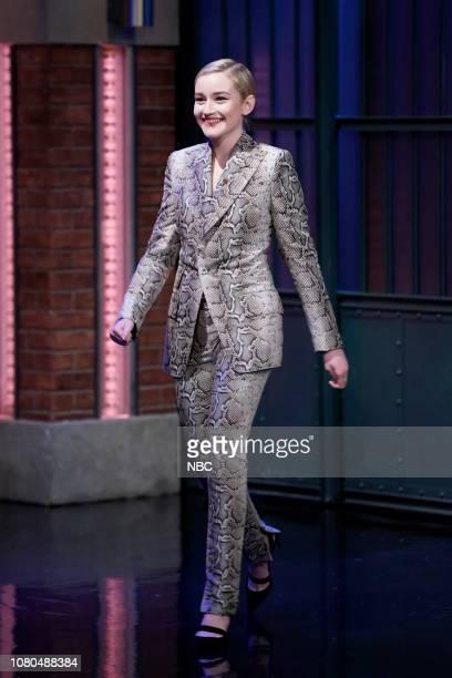 Actress Julia Garner arrives on January 10 2019