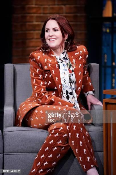 Actress Megan Mullally on January 30 2019