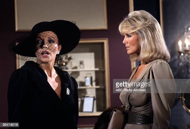 DYNASTY 'Episode' 7/9/82 Joan Collins Linda Evans