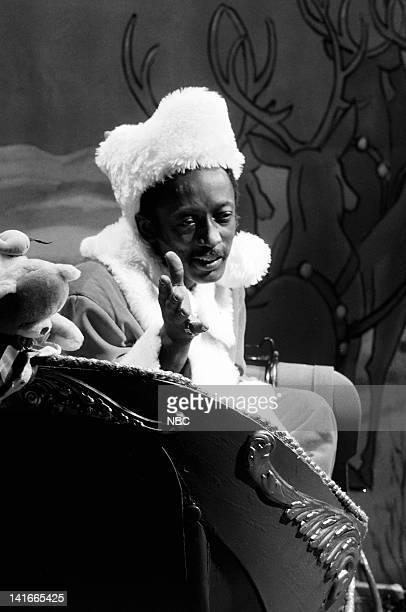 Garrett Morris as Sammy Davis Jr during the 'Sammy Seltzer Jr' skit on December 22 1979