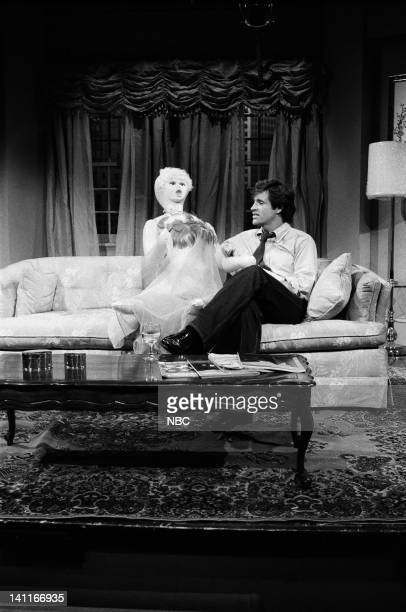 Robert Hays during the 'Love American Style' skit on January 24 1981 Photo by NBC/NBCU Photo Bank