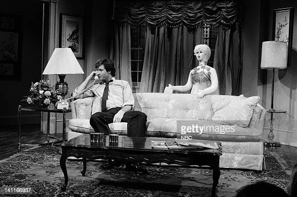 Episode 8 -- Pictured: Robert Hays during the 'Love American Style' skit on January 24, 1981 -- Photo by: NBC/NBCU Photo Bank