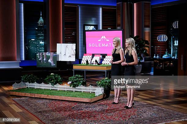 TANK 'Episode 803' Two sister kidpreneurs from Memphis Tennessee might just dance their way into the Sharks' hearts with their body sprays and...