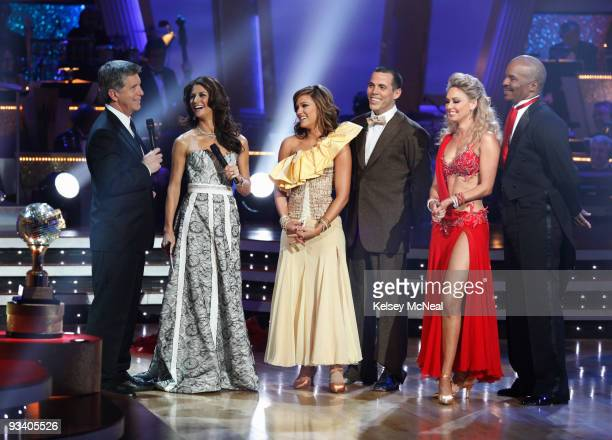SHOW 'Episode 811A' Throughout the twohour Finale the previously eliminated couples returned to perform their final dances of the season on TUESDAY...