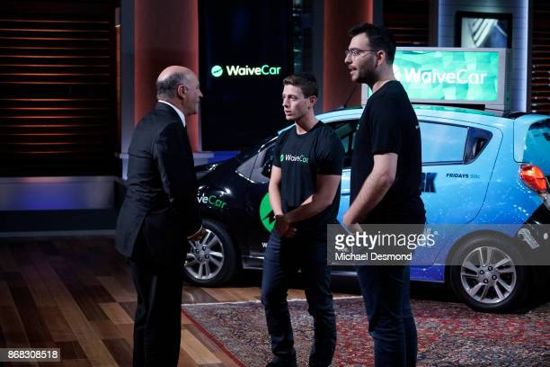 TANK 'Episode 821' An entrepreneur from Santa Monica California introduces the world's first allelectric free carsharing service a monthly membership...