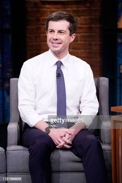 Mayor Pete Buttigieg on April 18 2019