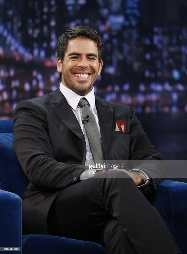 Eli Roth on May 7, 2013 --