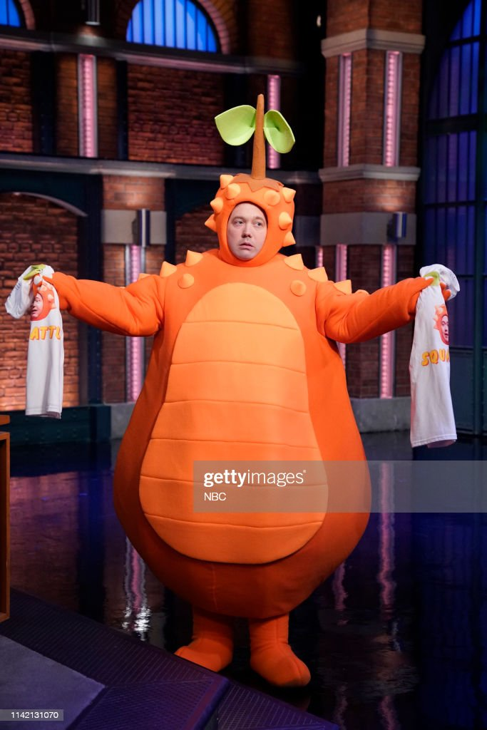 "NY: NBC's ""Late Night with Seth Meyers"" With Guests Rhea Perlman, Meghan McCain, A R I Z O N A (Band Sit In: Phillip ""Fish"" Fisher)"