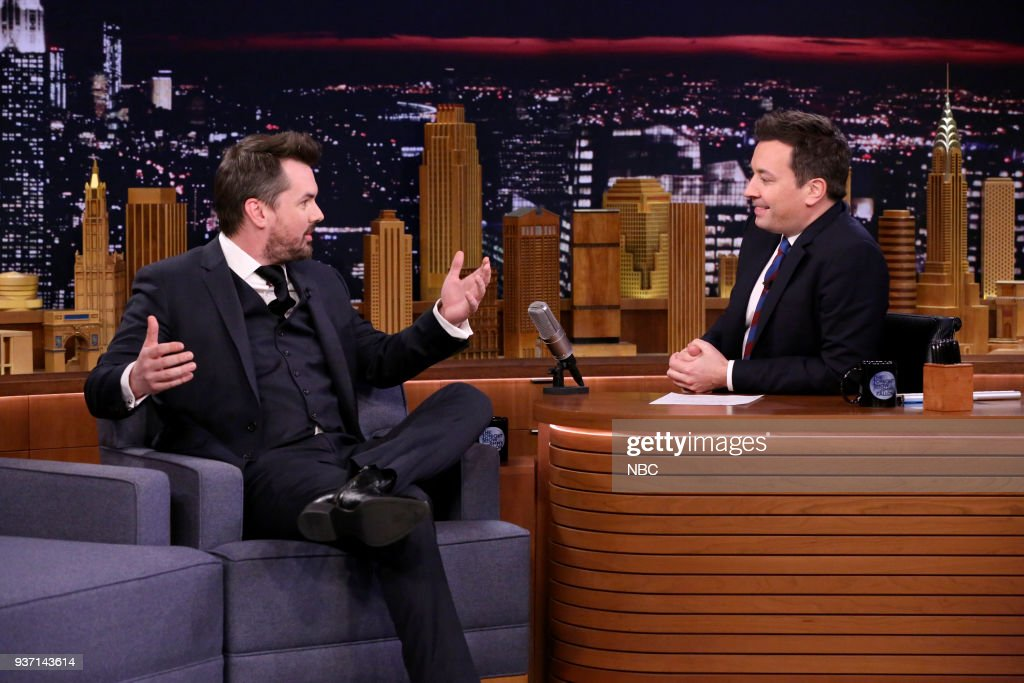 "NBC's ""Tonight Show Starring Jimmy Fallon"" with 					Tyler Perry, Jim Jefferies, Joe List"