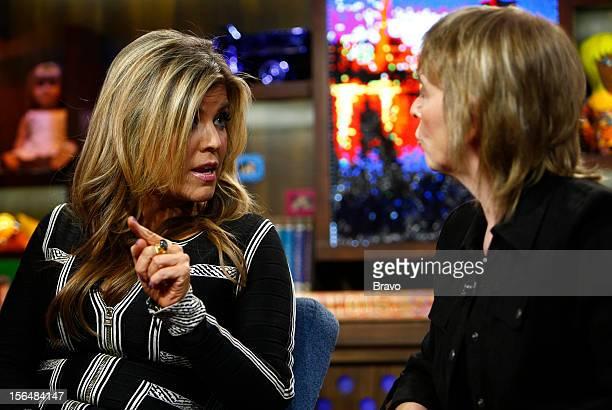 Episode 848 -- Pictured: Ana Quincoces, Camille Paglia --
