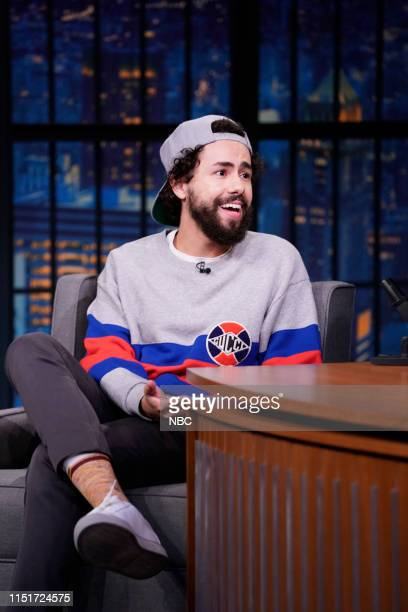 Comedian Ramy Youssef during an interview on June 24 2019