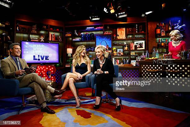 Andy Cohen Erin Andrews Lea Black Amy Phillips