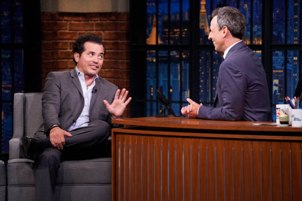 """NY: NBC'S """"Late Night With Seth Meyers"""" With Guests John Leguizamo, Rep. Hakeem Jeffries, Jonas Broothers (Band Sit In Raghav Mehrotra)"""