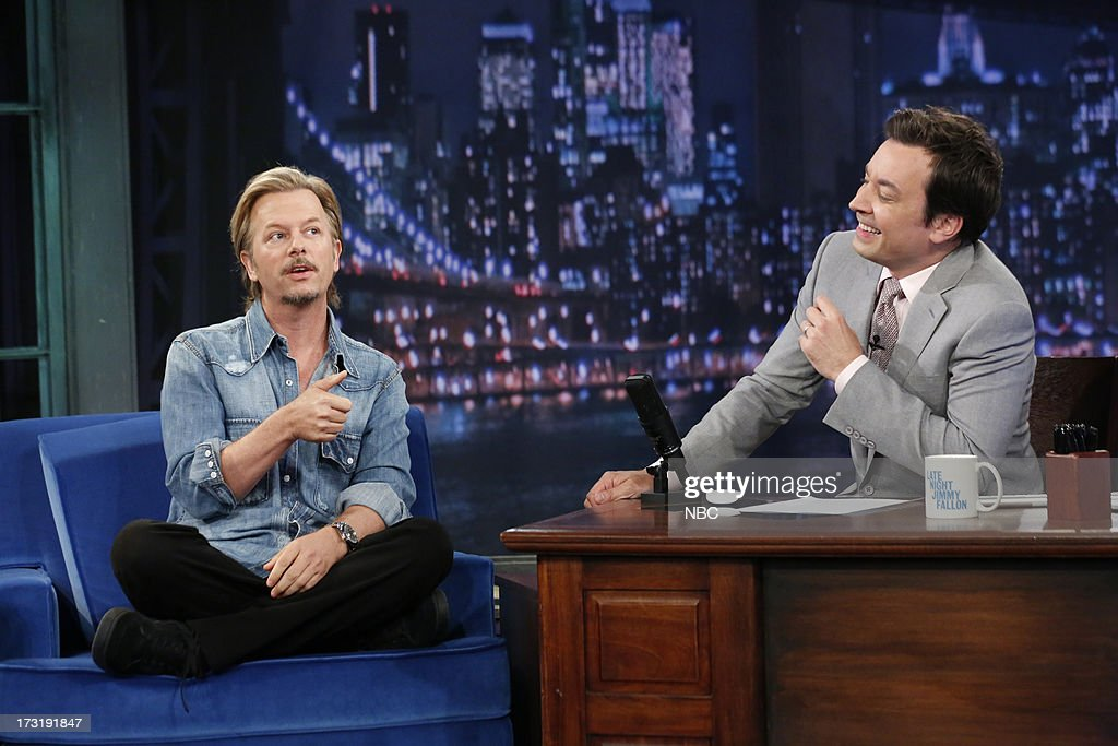 "NBC's ""Late Night with Jimmy Fallon"" with guests Kris Jenner, David Spade, Mudhoney"