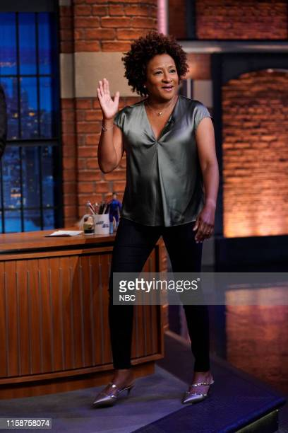 Comedian Wanda Sykes arrives on July 30 2019