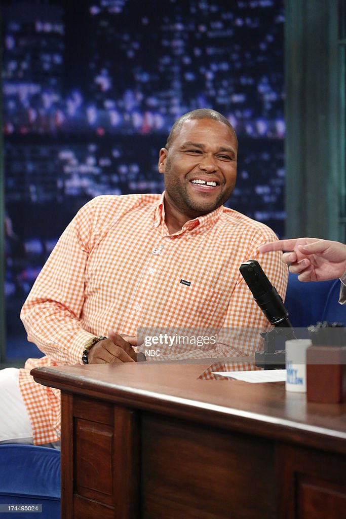 Anthony Anderson on July 26, 2013 --