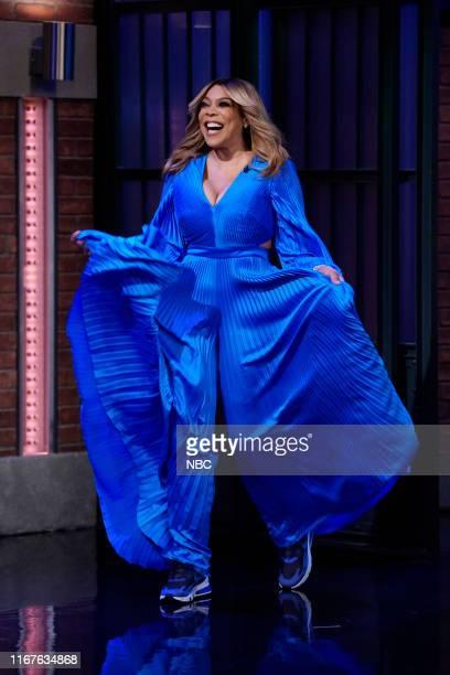 Wendy Williams arrives on September 12 2019