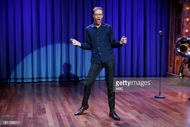 Stephen Merchant on September 24 2013