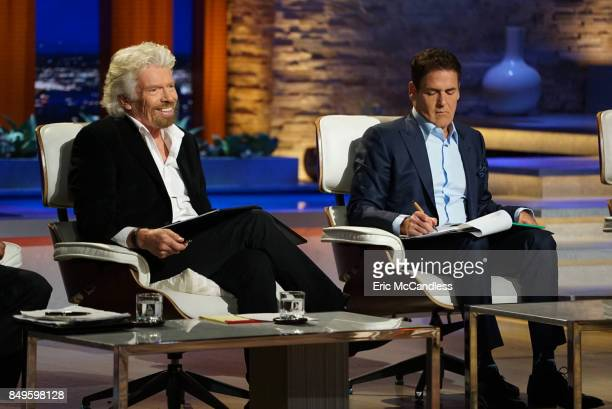 TANK Episode 903 Things get fiery in the Tank when Sir Richard Branson vents his frustration with Mark Cuban in a shocking neverbeforeseen way An...