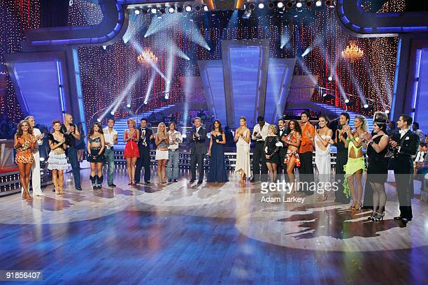 STARS Episode 904 On week four of Dancing with the Stars the remaining couples competed against each other with four new dances the Bolero the...