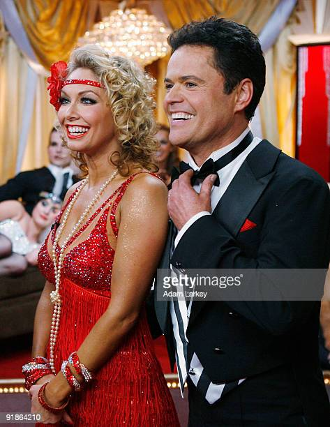 DANCING WITH THE STARS 'Episode 904' On week four of 'Dancing with the Stars' the remaining couples competed against each other with four new dances...