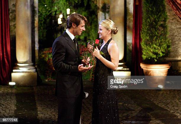 """Episode 907"""" - Prince Lorenzo chooses Jennifer as his future Princess, on the gripping two-hour special conclusion of """"The Bachelor: Rome,"""" MONDAY,..."""