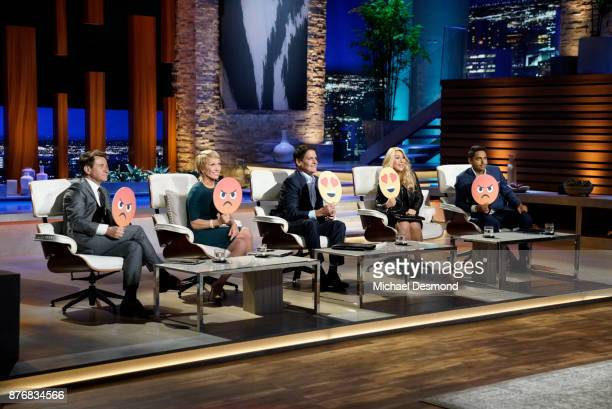 TANK Episode 909 The Sharks may have met their perfect match on Shark TankSUNDAY NOV 26 on The Walt Disney Television via Getty Images Television...