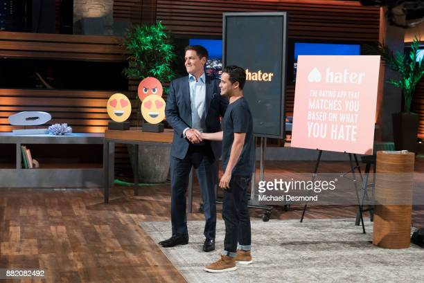 TANK 'Episode 909' The Sharks may have met their perfect match on Shark TankSUNDAY NOV 26 on The ABC Television Network MARK CUBAN BRENDAN ALPER