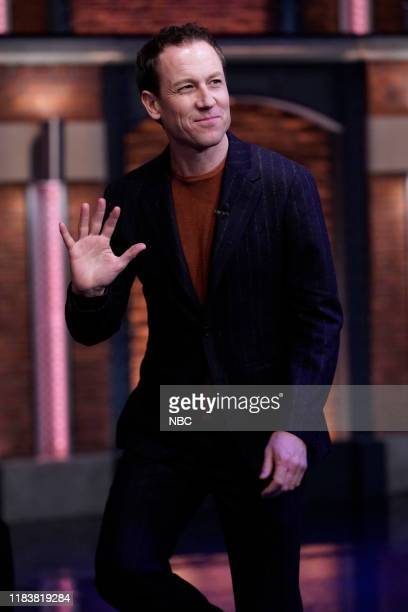 Actor Tobias Menzies arrives on November 21 2019