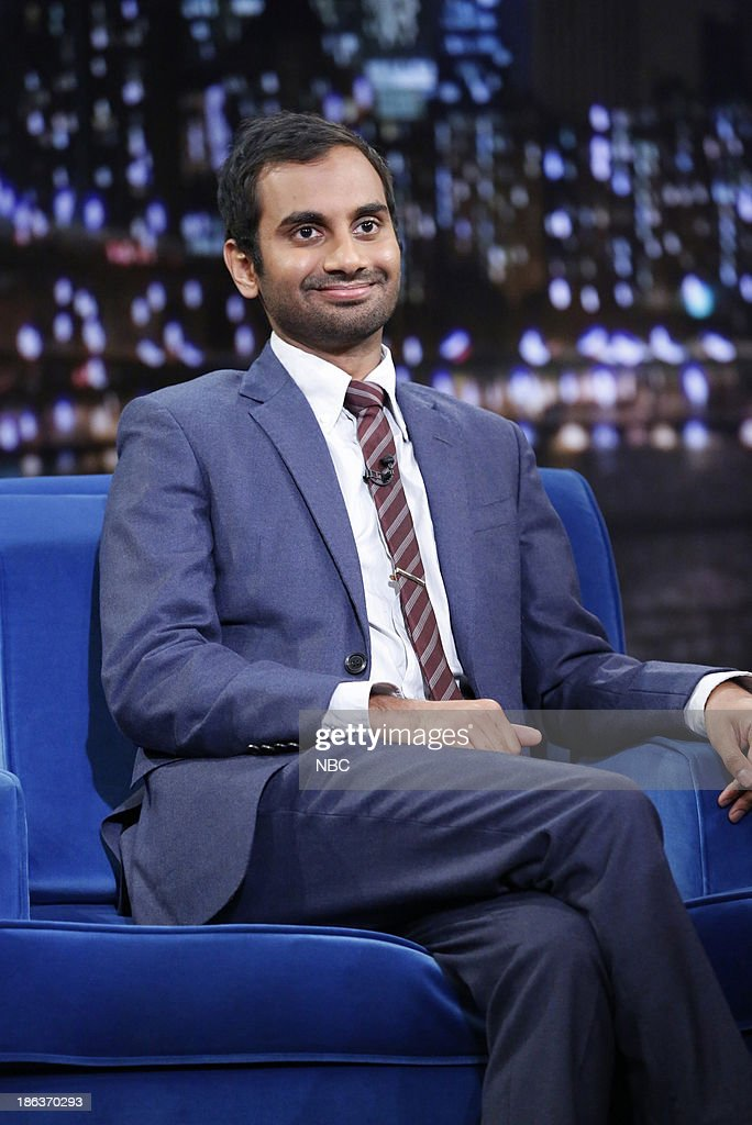 Aziz Ansari on Wednesday, October 30, 2013 --