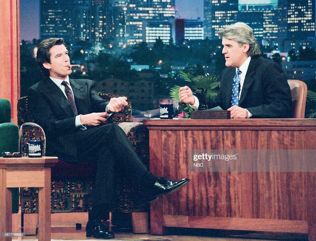 The Tonight Show with Jay Leno - Season 4 : News Photo