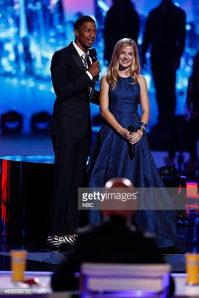 Nick Cannon Jackie Evancho