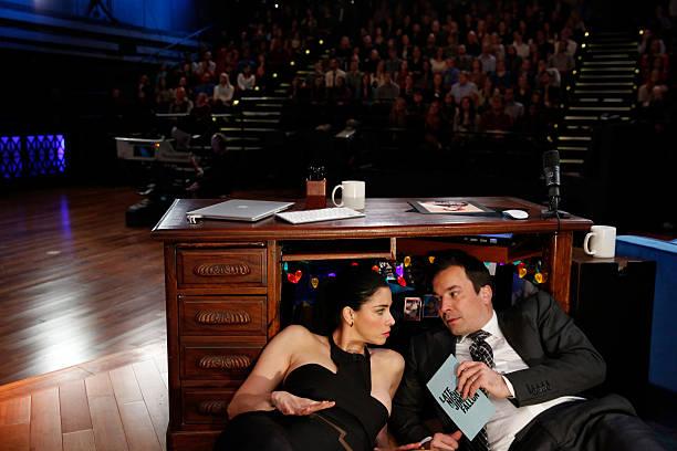 Jimmy Kimmel Sarah Silverman 2013