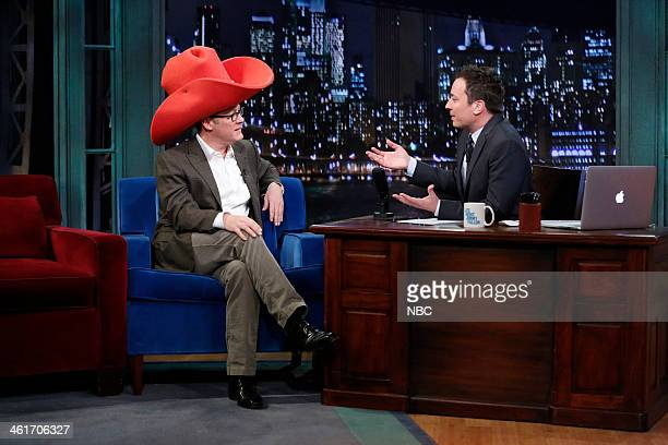 6ff017e7a45a8 James Spader with host Jimmy Fallon during an interview on Friday January  10 2014