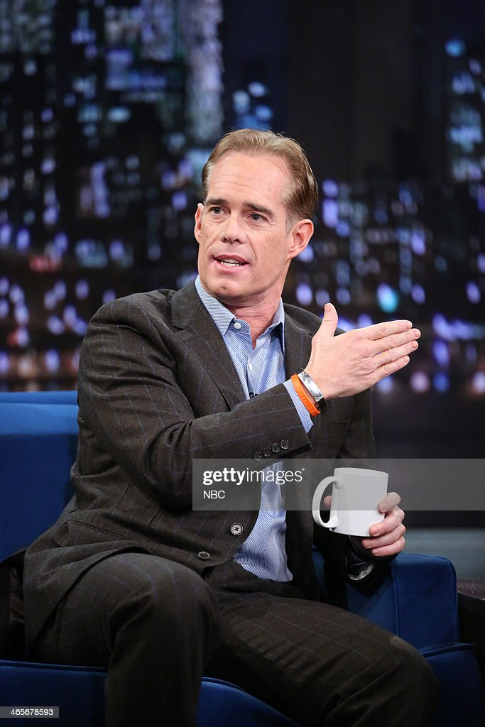 Joe Buck on Tuesday, January 28, 2014 --