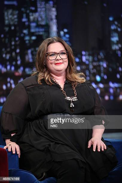 Episode 963 -- Pictured: Melissa McCarthy on Thursday, January 30, 2014 -- ..