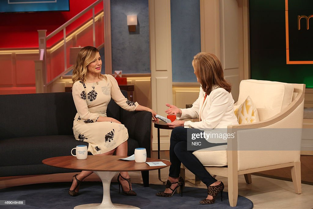 "NBC's ""The Meredith Vieira Show"" With Guest Sophia Bush, Ludacris"