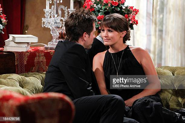 Episode Adam and Chelsea Newman delight in the upcoming birth of their baby, on CBS' THE YOUNG & THE RESTLESS, airing Sept. 27, 2012.