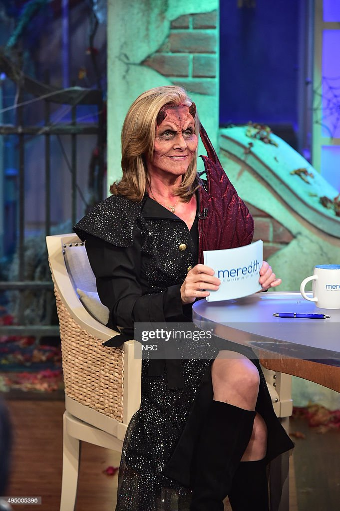 "NBC's ""The Meredith Vieira Show"" Halloween Episode"