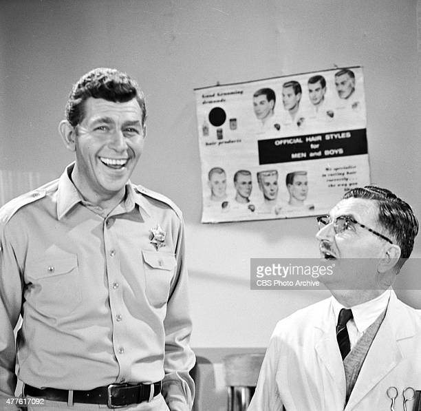 SHOW episode 'Goober Makes History' Andy and Floyd Image dated August 1 1966 Season 7 episode 14