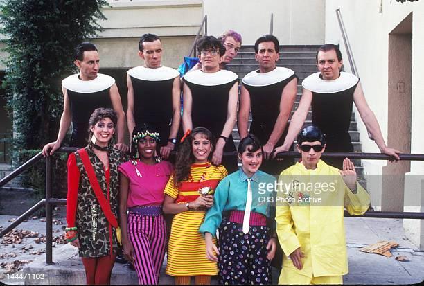 'Muffy's Bat Mitzvah' featuring guest musical group DEVO November 1982